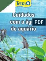 TETRA - Cuidados com a água do aquário