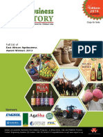 AgribusinessDirectoryUganda3rdEdition2014