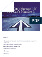 Deloitte - KPI and Measuring Security