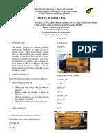 Informe Laboratorio 8 Induccion- Maquinas I- UIS