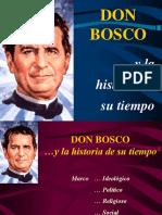 Continuacion Don Bosco y La Historia de Su Tiempo