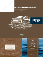 EBrochure-Jeep Grand Cherokee 2016