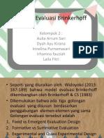 Model Evaluasi Brinkerhoff-1