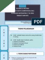 Slide Tm Cmc Smp