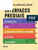 Amostra do livro Interfaces Prediais