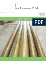 Arc Frp Pipes & Fittings