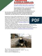 stock list of pipelines
