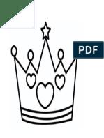 Corona Dibujar