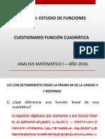 04- Respuesta Cuestionario Funcion Cuadratica 2016