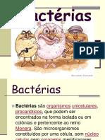 microbiologia-Bactérias