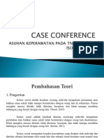 Case Conference Ppt