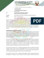 FORMATO DE INFORME DELEGANDO FUNCIONES