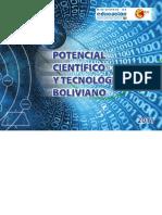 Potencial Cientifico Tecnologico Boliviano
