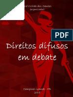 Direitos Difusos Em Debate