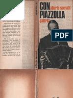 Con Piazzolla, De Alberto Speratti