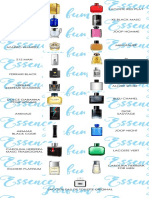 Perfumes Portifólio Masc