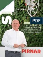 Nemška izdaja revije Slovenija vas vabi!, december 2017