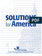 Solutions for America