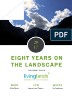 Eight Years on the Landscape