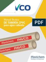Manual de Tuber°a CPVC