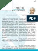 terapia de movimientos reflejos su autor Blomberg