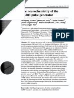 The Neurochemistry of the GnRH Pulse Generator
