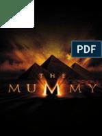 The Mummy-David Levithan