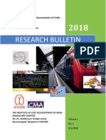 Research Bulletin 1