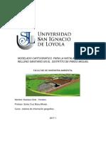 Informacion Teorica Del Distrito de Pardo Miguiel