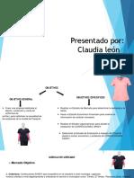 Claudia Leon Diapositivas