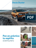 Duster Catalogo2018