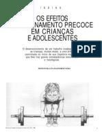 BoletimEF.org Os Efeitos Do Treinamento Precoce Em Criancas e Adolescentes[1]