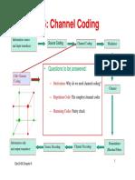 Elec3100 2014 Ch6 Channel Coding