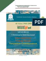 Seminario Internacional TSC