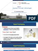 Lecture 19 Rapid prototyping concept, advantages.pdf