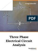 Three Phase Electrical Circuit Analysis