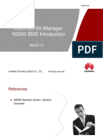 OBN208111 IManager N2000 BMS Introduction ISSUE2.00