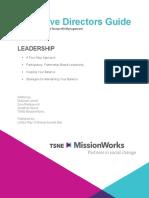 Executive Directors Guide