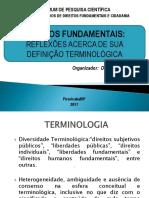 Unimep - Direitos Fundamentais - FORUM NDFC
