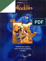 _Book Disney - Aladdin