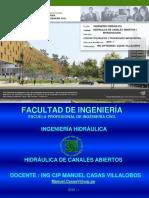 Urp 2016 i Clase 41 Ingenieria Hidraulica Canales i