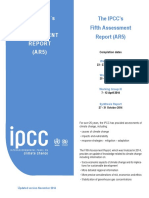 Ipcc Ar5 Leaflet