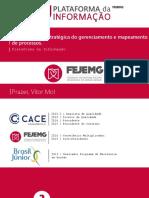 A Importância Estratégica Do Mapeamento Dos Processos. PDF