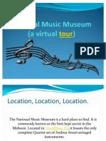 National Music Museum Virtual Tour