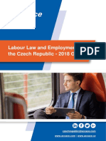 Labour Law and Employment in the Czech Republic – 2018 Guide