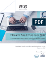 1 MHealth Status and Trends Reports
