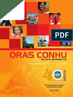 Revista Informativa ORAS 2012