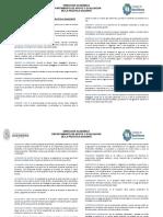 Glosario a Utilizar en La Practica Docente 2017-2