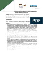 Perfil Para La Contratación de Auxiliar en Rdd y Atención Humanitaria
