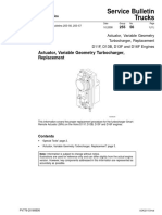 Actuator Variable Geometry Turbocharger Replacement.pdf